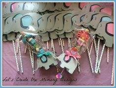 Cany Kabob...Sweets Skewer  https://www.etsy.com/listing/201293979/elephant-themecandy-kabob-party-favor