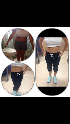 """How I lost 7 lbs in 10 days and over 3"""" all over!"""