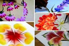 Voici 7 tutoriels vidéos pour apprendre à peindre des fleurs facilement!
