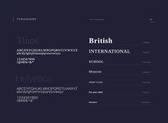 British International School - Moscow on Behance