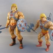 1980's toys Masters of the Universe