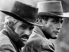 thegoodfilms:    Robert Redford & Paul Newman | Butch Cassidy and the Sundance Kid (1969)