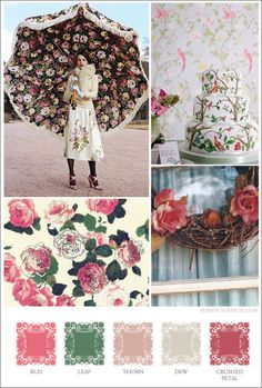 31-a-rose-by-any-other-name, Color Moodboard , Inspiration for Choosing Color Combinations for Art Projects, Interior Design, Color Schemes, Color Combos with Color Moodboards Color Swatch