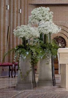 Resultado de imagen para como se adorna una iglesia con nube
