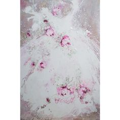 Laurence Amelie Tutus Painting | Rachel Ashwell Shabby Chic Couture