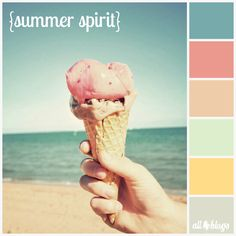 summer spirit!