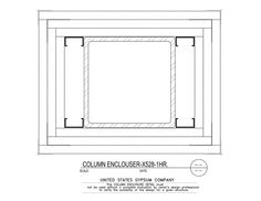 Gyp Bd Ceiling Soffit W Light Cove Aia Cad Details Zipped Into Winzip Format Files For