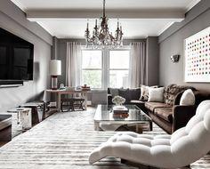 Park Avenue Modern by Colleen Lonergan Studio