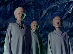 Weird Star Trek episodes (TOS edition). The final version of this episode is just about the creepiest movie I've ever watched.