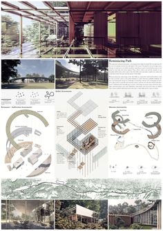 feeel, design, Connecting designers to the World Axonometric Drawing, Architecture Panel, Layout Design, Louvre, Drawings, Presentation Boards, Building, Architectural Presentation, A4