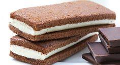 Le Fetta al Latte Fatte in Casa sono delle merendine squisite formate da due strati di pasta biscotto al cacao arricchite con della delicata crema al...