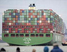 Le comerce exterior chinese, a le base con un tomber de le 9,7%
