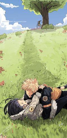 Playing. Uzumaki Naruto | Hyuga Hinata | NaruHina
