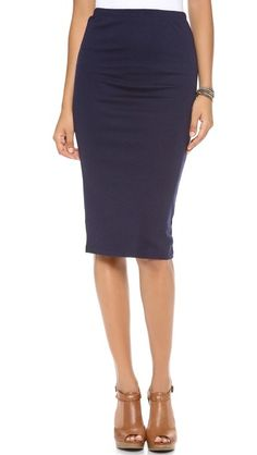 BB Dakota Yvette Pencil Skirt; would this make hips look out of control? hmmmm