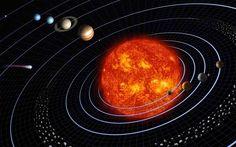 Urutan Planet-Planet Yang Terdekat Dengan Matahari - Urutan Nama-Nama Planet dalam Sistem Tata Surya. 1. Merkurius 2. Venus 3.