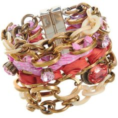 Nina Ricci bracelet.  Love.