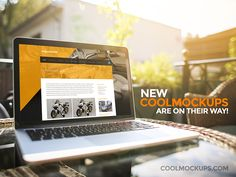New COOLMOCKUPS are on their way!