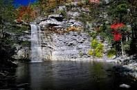 Awosting Falls in the Shawangunks, upstate NY. Another favorite place I would go to read or just hike around to Lake Minnewaska.