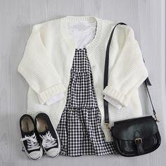 Teen Fashion Outfits, Outfits For Teens, Cute Outfits, My Outfit, Outfit Of The Day, Ulzzang Fashion, Korea Fashion, Korea Style, Fitness