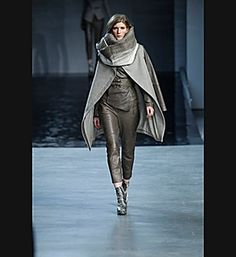 MAISON MARTIN MARGIELA gunmetal silver shoes hi top Future sneakers 40 7 NEW