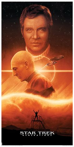 Matt Ferguson Partners With BYE BYE ROBOT For His STELLAR Star Trek: The Next Generation Lithograph Series