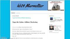 Affiliate Marketing- Tipps für Online Affiliate Marketing