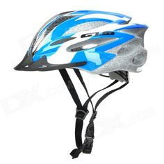 GUB K80 Outdoor 17-Vent Cycling Bike Bicycle Helmet - Blue   White Price: $29.30