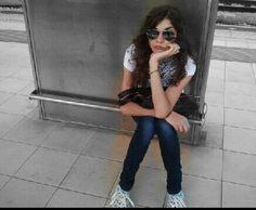 #solitudine #bimba #amica #salerno
