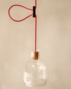 Landscape Products : Bottle Lamp