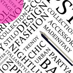 Il mondo della #moda in una #CLIP. We love it! #NAPKINFOREVER