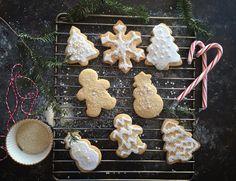 Grain Free Sugar Cookies Two Ways