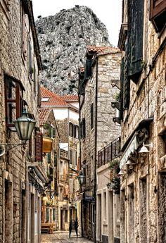 Makarska, Croatia. I've been, but will go again! :)