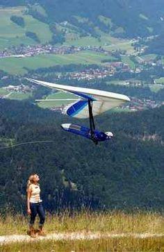 DHV Gleitschirm und Drachen fliegen - Deutscher Gleitschirmverband und Drachenflugverband: Der Drachen