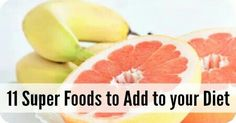 11 super foods