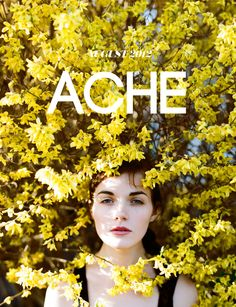Issue 6 of Ache Magazine is finally out! Young magazine founder Jackie Luo was incredibly gracious enough to give me the cover. I think that...