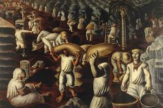 Candido Portinari - the soul, the people and the Brazilian life | Cultural Temple Delfos