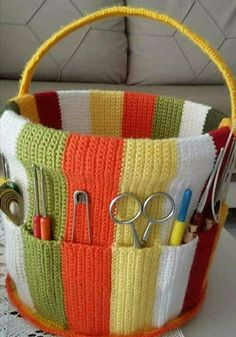 Cool idea to repurpose Easter buckets