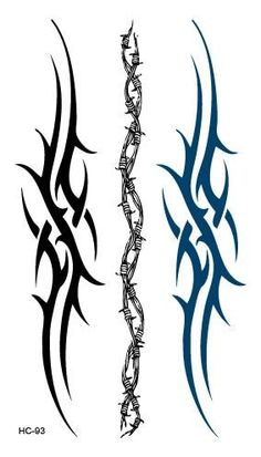 Tribal Tattoo Designs, Tribal Band Tattoo, Tribal Forearm Tattoos, Temporary Tattoo Designs, Arm Band Tattoo, Fake Tattoos, Sexy Tattoos, Body Art Tattoos, Tattoos For Women