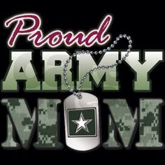 Army proud-army-mom