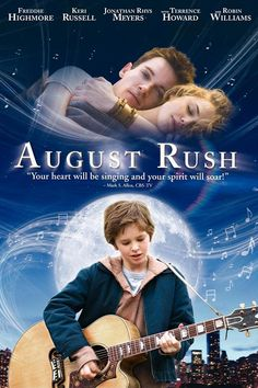 August Rush...one of my favorite movies!
