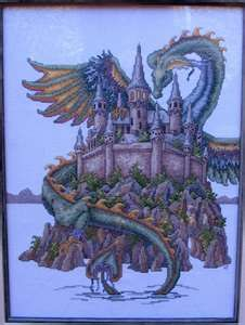 teresa wentzler dragon...I made this about 20 years ago for an old boyfriend ...