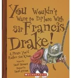 the adventures of francis drake as an experience seafarer Hero or villain sir francis drake was knighted for his daring adventures - but was he really a baddie ask the spanish what they thought of sir francis drake (c1541 - 1596), and they'll .
