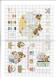 Gallery.ru / Foto # 7 - Le monde de Beatrix Potter - Mongia                                                                                                                                                                                 Plus