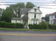 Great starter home/rental. 3 Bedrooms and 1 bath. Full basement. 1 car garage and carport. Storage building. $55,000