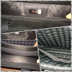 I'm selling this Tumi travel briefcase eBay under dpreviti -my husband's eBay acct. current bid 31$.