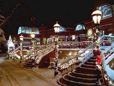 holiday lights main st breckenridge - Breckenridge Christmas