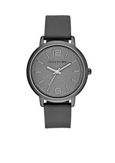 Skechers  Womens Ardmore Black Silicone Watch