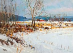 Peter Fiore - Landscape Artist: Travis Show Preview - 12
