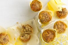 Annabel Karmel's lunchbox recipes: Apple and sultana muffins - Family & kids recipes -MadeForMums