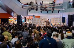 Ginno @ Christmas Live Stage Athens Metro, Mall, Times Square, Stage, Live, Christmas, Travel, Natal, Xmas